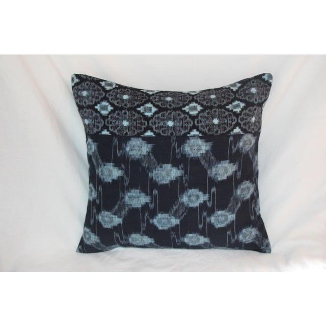 African Indigo Pillow - Image 2 of 3