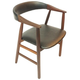 1950s Danish Desk Chair