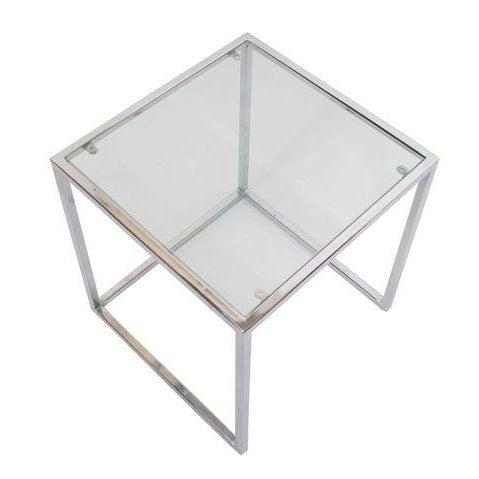 Milo Baughman Chrome Nesting Tables - Set of 3 - Image 4 of 4