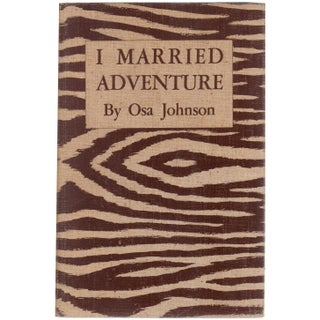 I Married Adventure Book