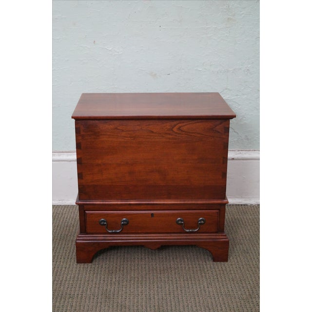 Image of Bob Timberlake Solid Cherry Chippendale Chest