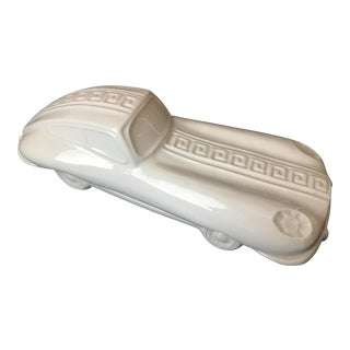 Jonathan Adler Sports Car Porcelain Box