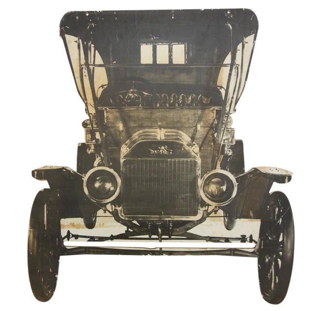Ford Model T Advertisement - Image 1 of 9