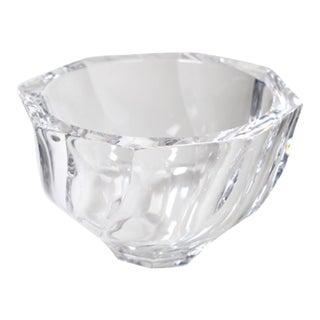 Orefors Crystal Bowl