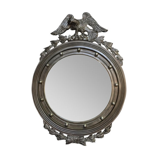 Federal Style Mirror Silver - Image 1 of 6