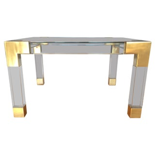 Jonathan Adler 'Jacques' Lucite Cocktail Table