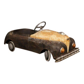 1920's French Toy Car