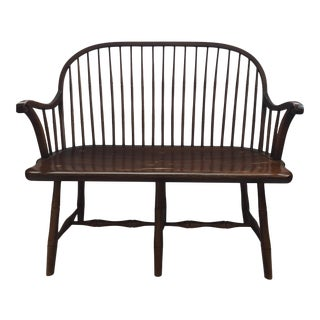 Duckloe 18th Century Style Windsor Bench