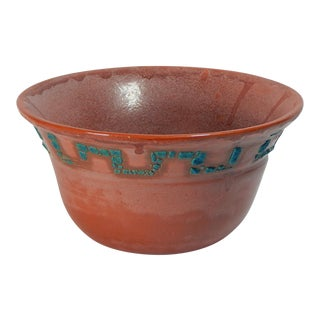 Relicware Earthenware Bowl #67 By Andrew Wilder
