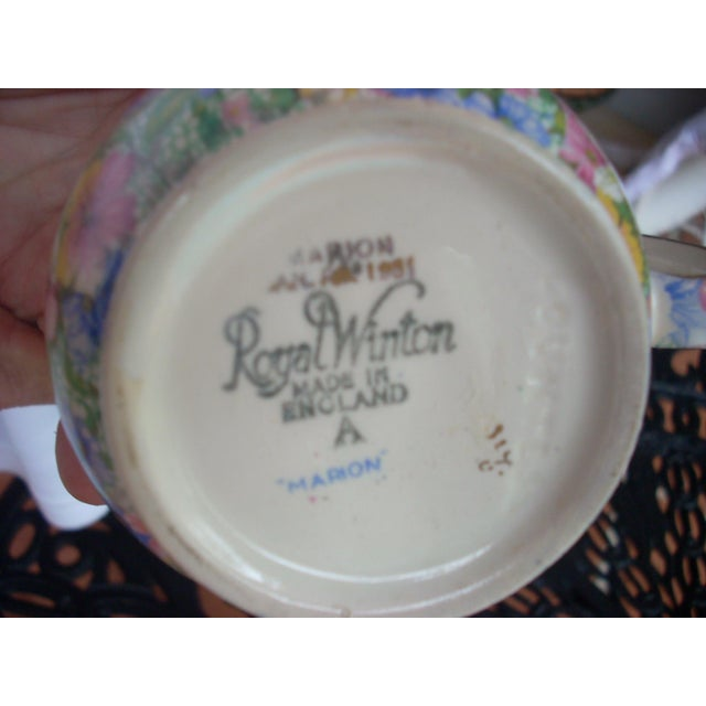 Image of Small Royal Winton Chintz Pitcher