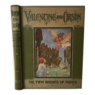 1919 Valentine and Orson Book