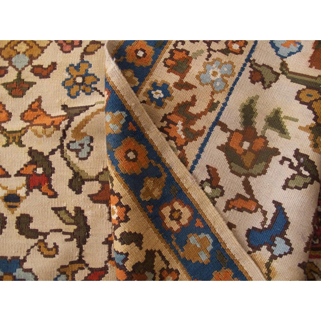Bessarabian Room-Size Woven Kilim - Image 10 of 10