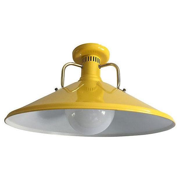 1970s Modern Ceiling Light - Image 2 of 7