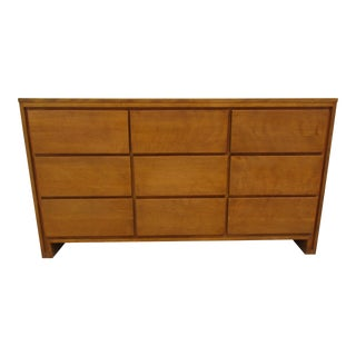 Leslie Diamond For Conant Ball Nine Drawer Dresser