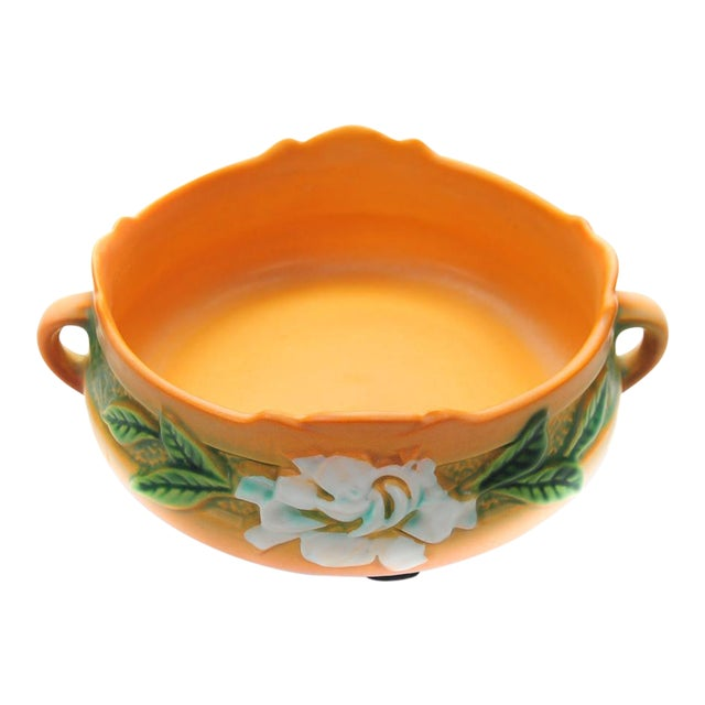 Image of Antique Roseville Pottery Bowl