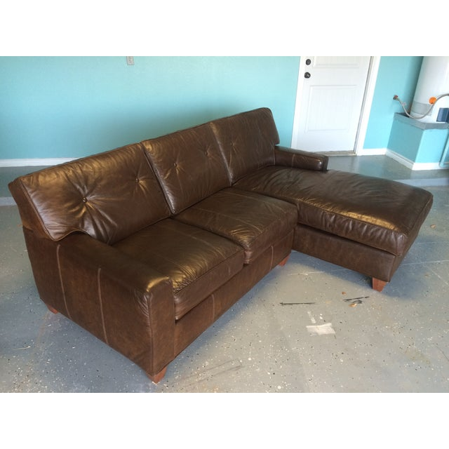 Norwalk Furniture Custom Sectional Chairish