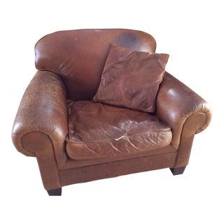 Ralph Lauren Leather Camden Chair