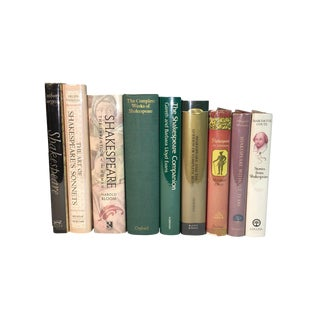 William Shakespeare Books - Set of 9
