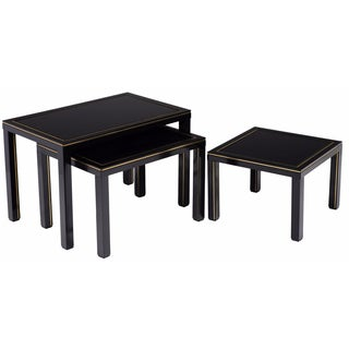 Pierre Vandel French Nesting Tables - Set of 3