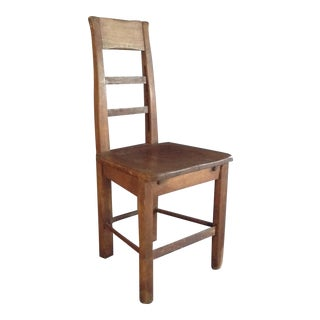 Heywood-Wakefield Wood Chair