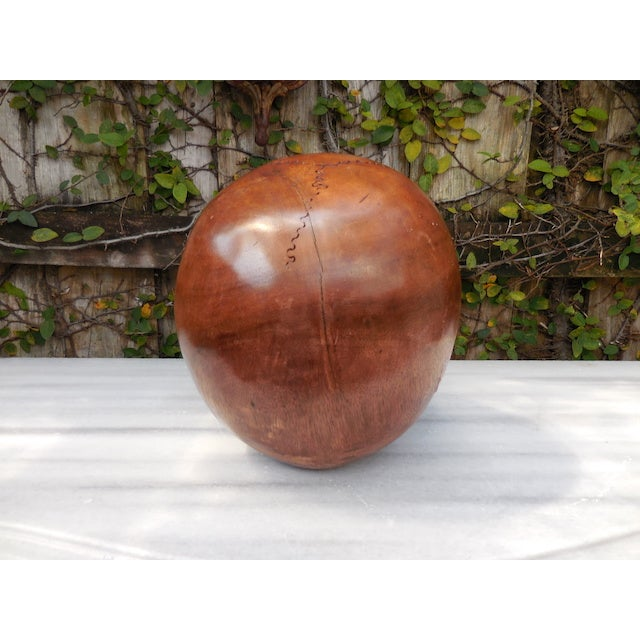 Contemporary Wood Skull - Image 5 of 7