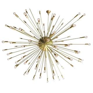 Mid-Century Style Sputnik Chandelier