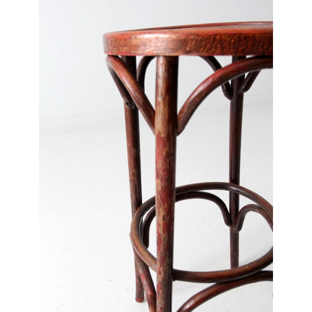 1950's Bentwood Cafe Stools - A Pair - Image 3 of 7
