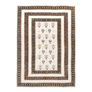 """Hand Knotted Zollanvari Persian Rug - 8'5""""x 11'7"""""""