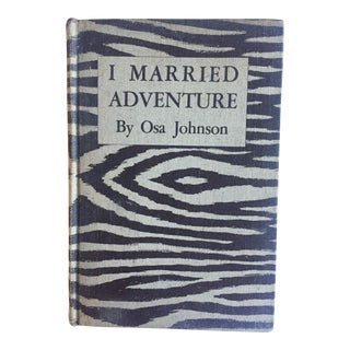 1940 Vintage I Married Adventure Book