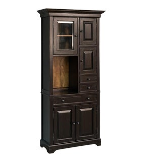 Sarreid Ltd Pantry Walnut Cupboard