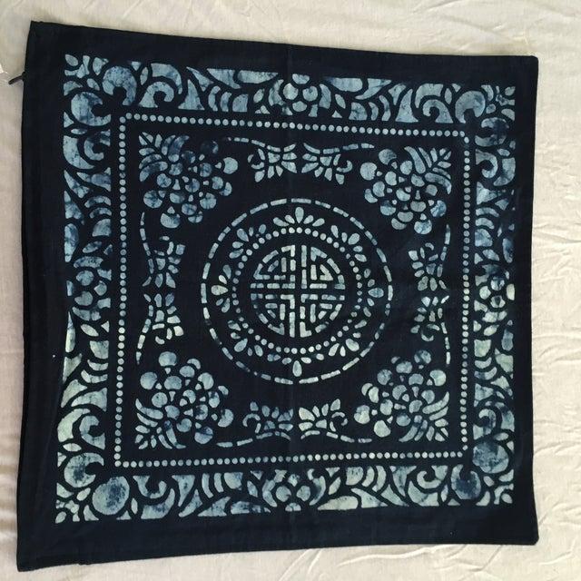 Tujia Batik Pillow - Image 2 of 5