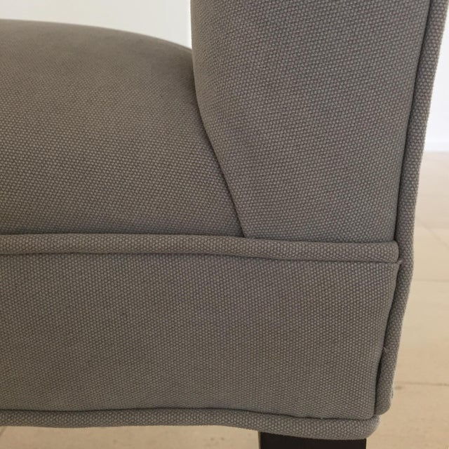 Image of Restoration Hardware Hudson Camelback Chairs - S/8