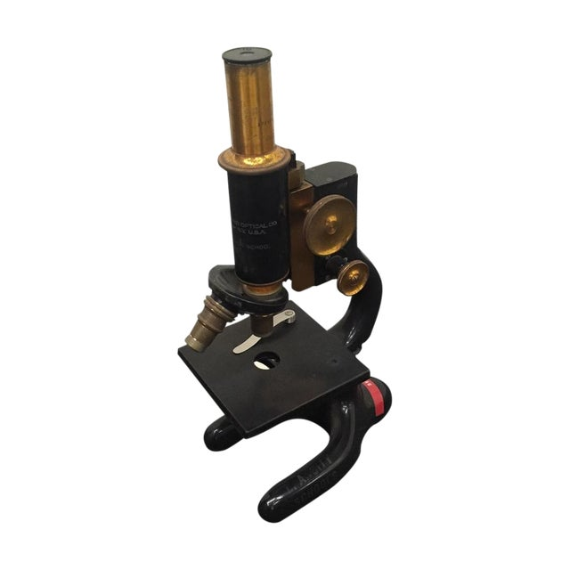 Antique Bausch & Lomb Microscope - Image 1 of 8