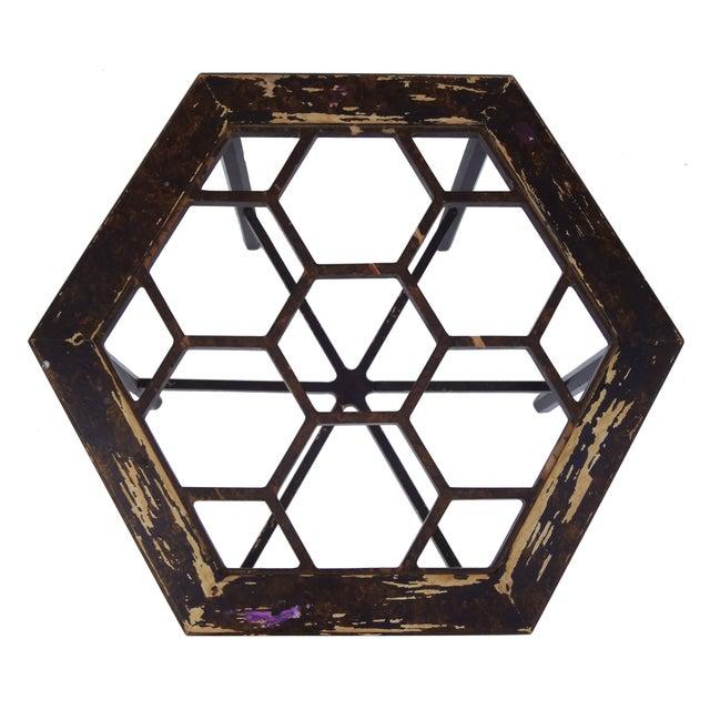 Image of John Widdicomb Hexagonal Bunching Table