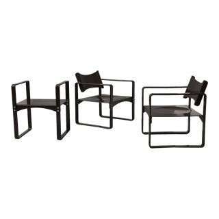 Verner Panton Chairs and table set