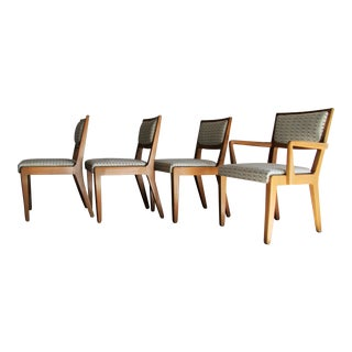Mid-Century Dining Chairs by Edward Wormley for Drexel - Set of 4