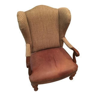 Thomasville Wingback Arm Chair