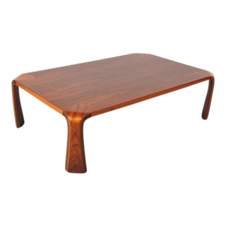 Coffee Table by Saburo Inui for Tendo, Japan, circa 1960