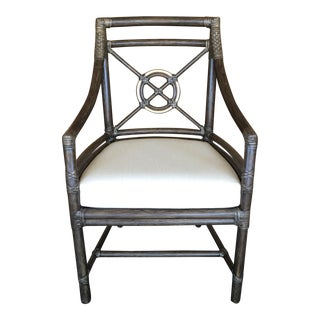 "McGuire ""Target"" Side Chair"
