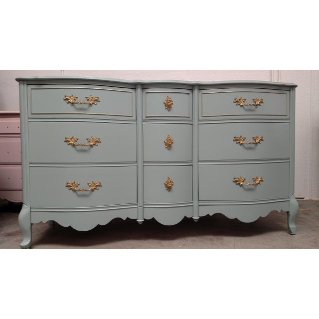 Image of Refinished Vintage French Dresser