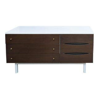 Stanley Furniture Mid-Century Modern Lacquered Low Dresser