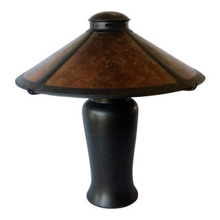 Mica Lamp Company Coppersmith #001 Milk Can Lamp
