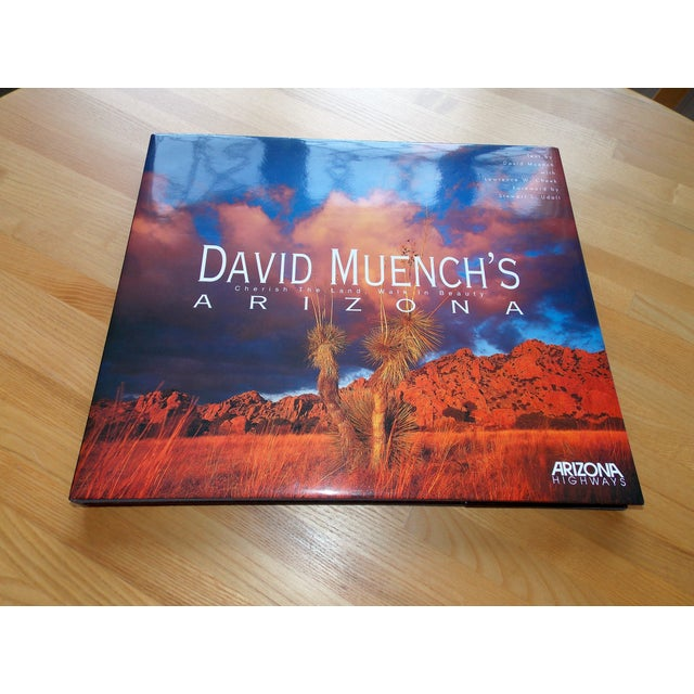David Muench's Arizona Photography Coffee Table Book - Image 3 of 8