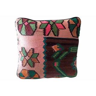 Multicolor Kilim Pillow