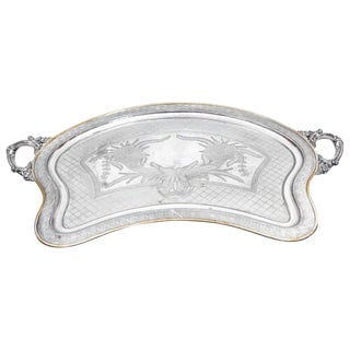 Large Butler Serving Tray