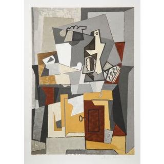 """Pablo Picasso """"La Porte Et a La Clef"""" Lithograph"""