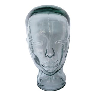 Molded Tinted Glass Head