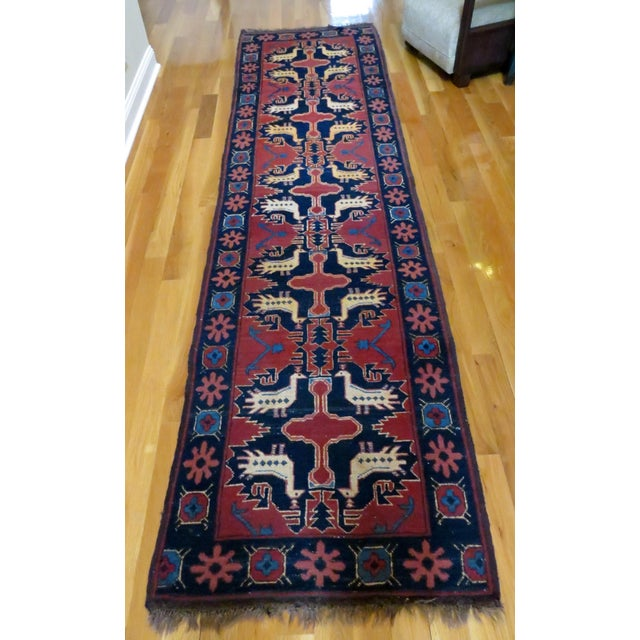 "Image of Afghan Tribal Runner - 2'7"" X 10'10"""