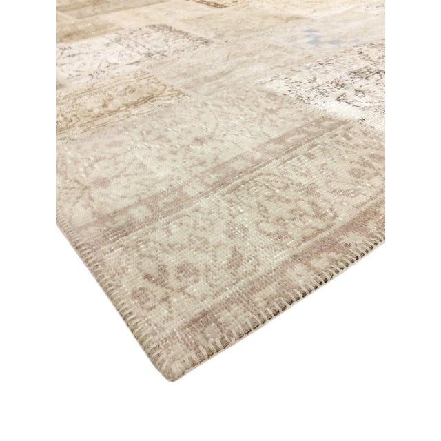 Image of Pasargad Patchwork Collection Rug - 9' X 12'