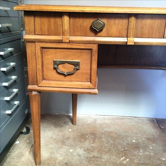 Drexel Esperanta Writing Desk - Image 9 of 9